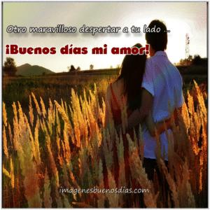 Imágenes Buenos Días de Amor para mi Novia_02