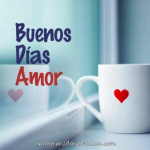 Imágenes Buenos Días con Café