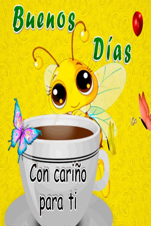 Frases Buenos Días