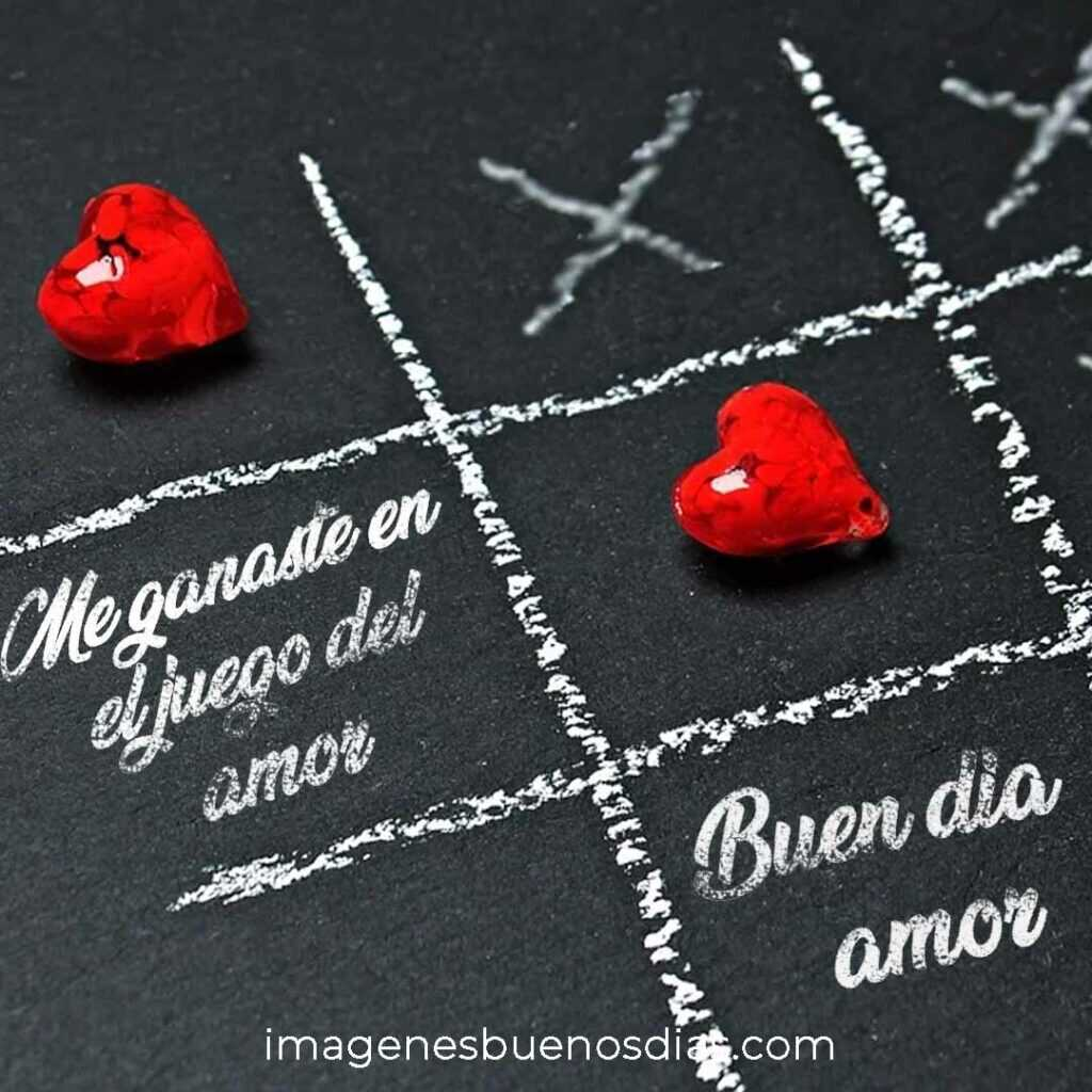 Buenos Días para enamorar